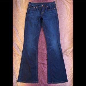 Buffalo David Bitton Felow Stretch Flare Jeans